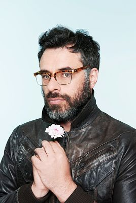Jemaine Clement photographed by Christopher Beyer for Entertainment Weekly