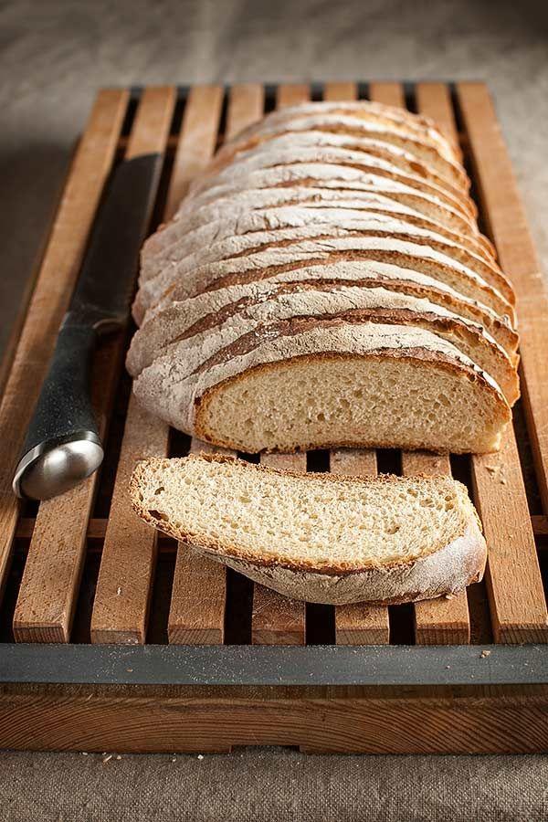 Cómo hacer pan para torrijas