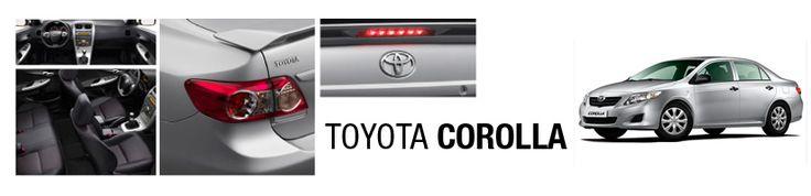 Venta de Autos - Hertz Argentina - Toyota Corolla