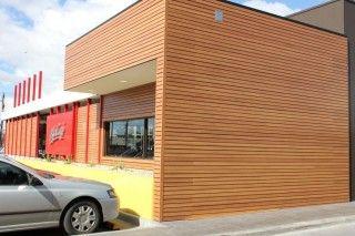 DecoWood™ cladding and facades – Selector