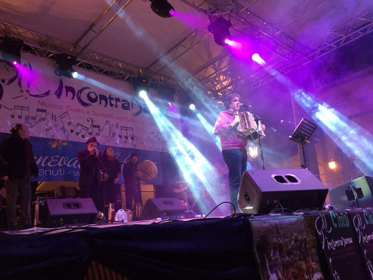 Ambrogio Sparagna in concert!