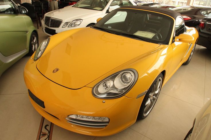 Porsche Boxster For Sale                         in Jeddah