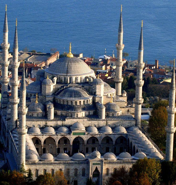sultan ahmet camii tarihçesi | Gezilecek Yerler