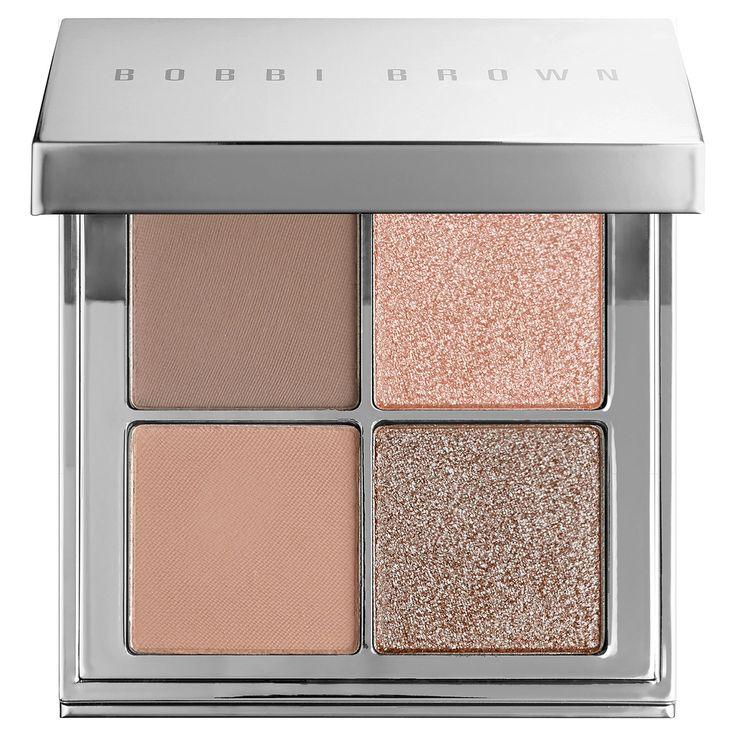 New at #Sephora: Bobbi Brown Nude Eye Palette #makeup #eyeshadow #palettes