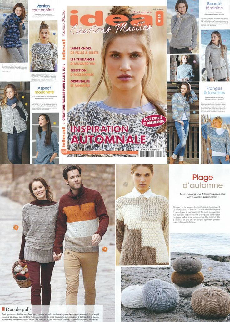 Ideal Creations Mailles N35 2016