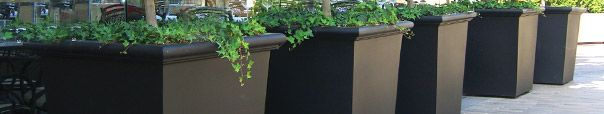 Outdoor Planters, Indoor Planters & Large Planters | Planters Unlimited