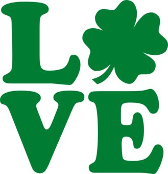 st day t shirt designs shamrock love tshirt