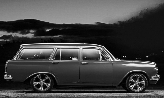 Daniel Craft's - 1964-Holden EH Wagon