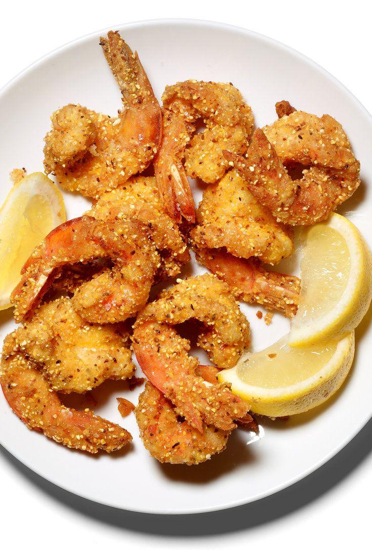 Cornmeal-Batter Shrimp Recipe - NYT Cooking