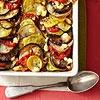 Provencal Summer Vegetable Bake.