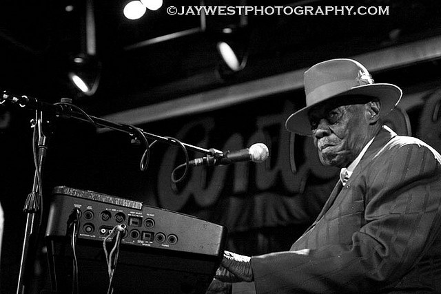 Pinetop Perkins by jay west photography, via Flickr