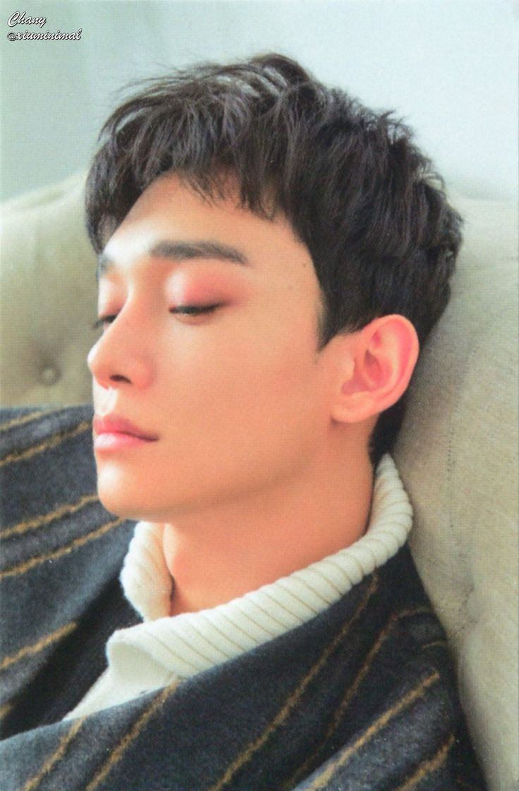 EXO Winter Special Album [Universe] Photoshoot - Chen (scan)