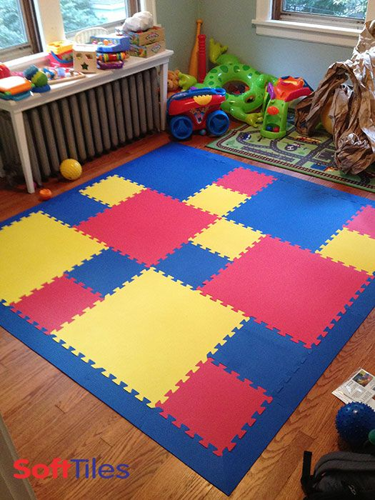 205 best playroom ideas kids room ideas images on pinterest for Playroom floor ideas