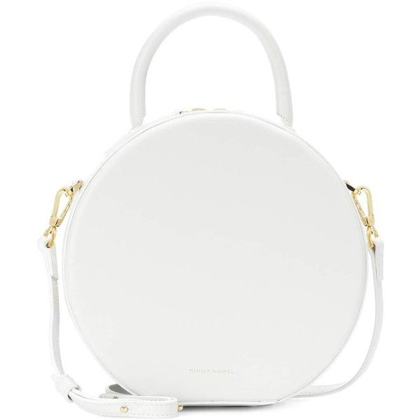 Mansur Gavriel Circle Leather Crossbody Bag 720 Liked