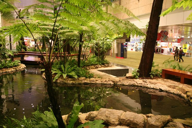 35 best images about indoor pond on pinterest gardens for Indoor koi fish pond