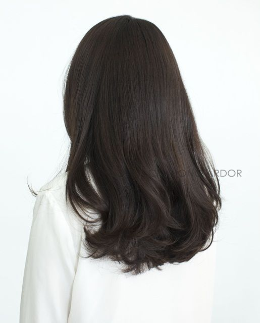 4 긴머리 C컬
