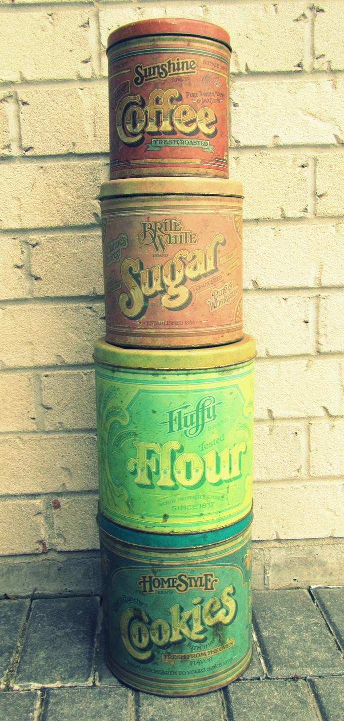 160 best canister set images on pinterest vintage canisters