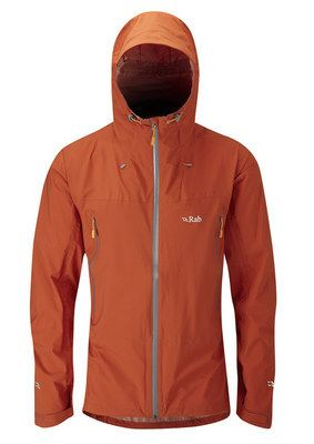 Rab Men's Charge Jacket - Burnt Umber Taunton Leisure