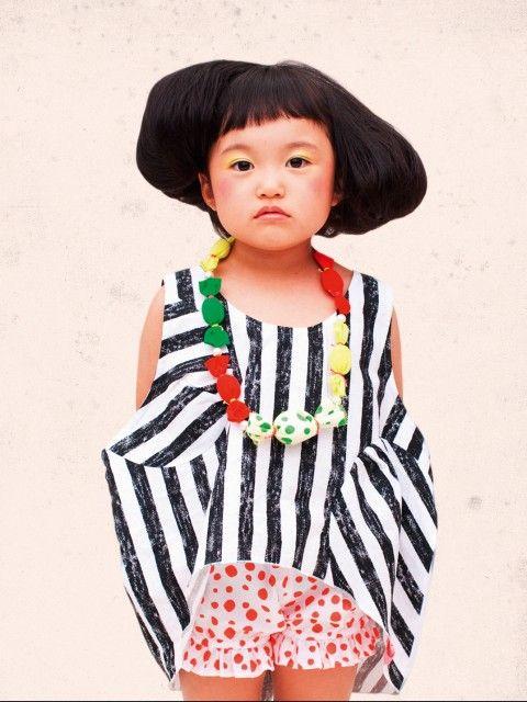 Franky Grow ss 2013 #kid #fashion #style