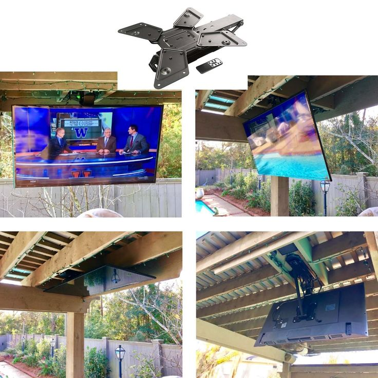Best 25 motorized tv mount ideas on pinterest hidden tv for Vivo motorized tv mount