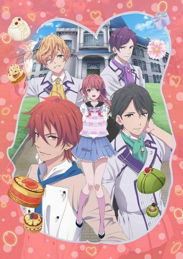 bonjour koiaji patisserie Tumblr Süße liebe, Anime