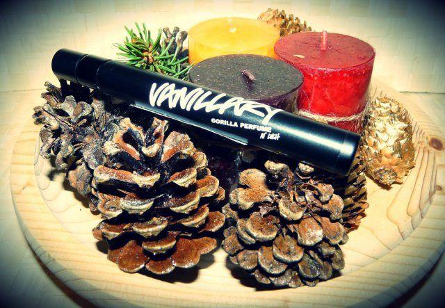 Lush Parfume - Vanillary #lush  #parfume #vanillary #beauty