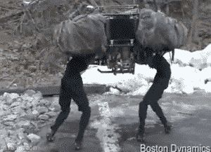 After years of research & millions of dollars, engineers can accurately replicate two drunk people carrying a sofa  bavatumblr | Just another bavatuesdays site