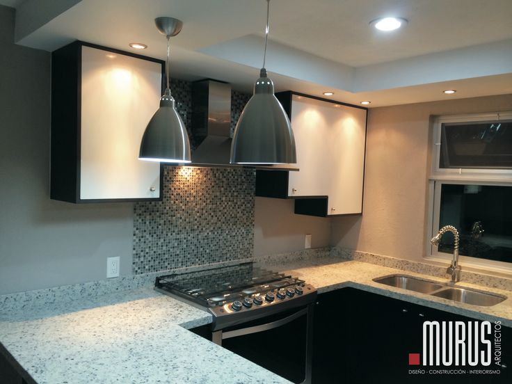 murus - kitchen www.facebook.com/murus.mx Diseño modernista #colores #elegancia