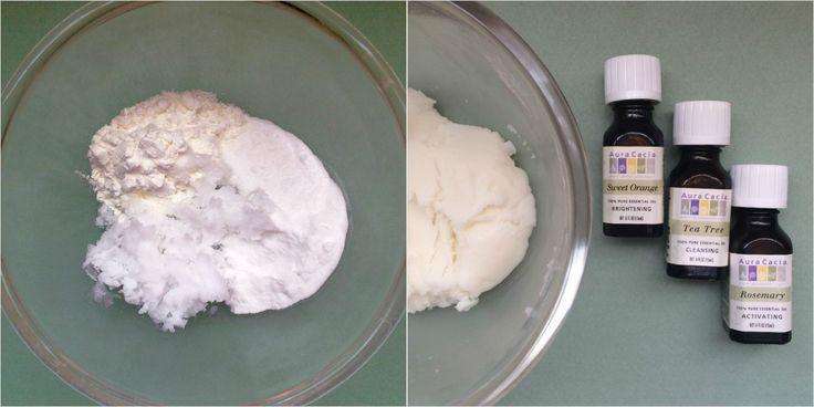 Натуральный дезодорант своими руками   Consumerista