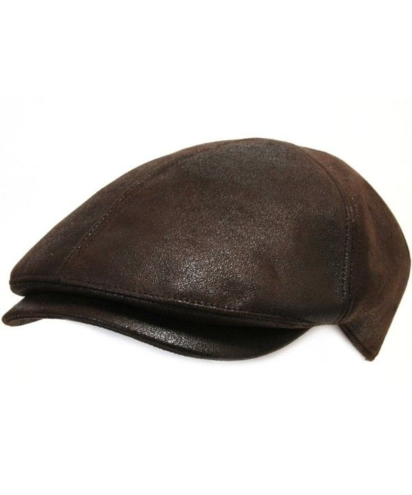 Flat Cap Vintage Cabbie Hat Gatsby Ivy Cap Irish Hunting Newsboy Stretch Dark Brown C3119bsjsx9 Ivy Cap Flat Cap Cabbie Hat