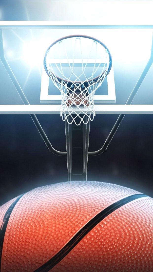 Foto Bola Basket : basket, Basketball, IPhone, Wallpaper, #Basketball…, Gambar, Basket,