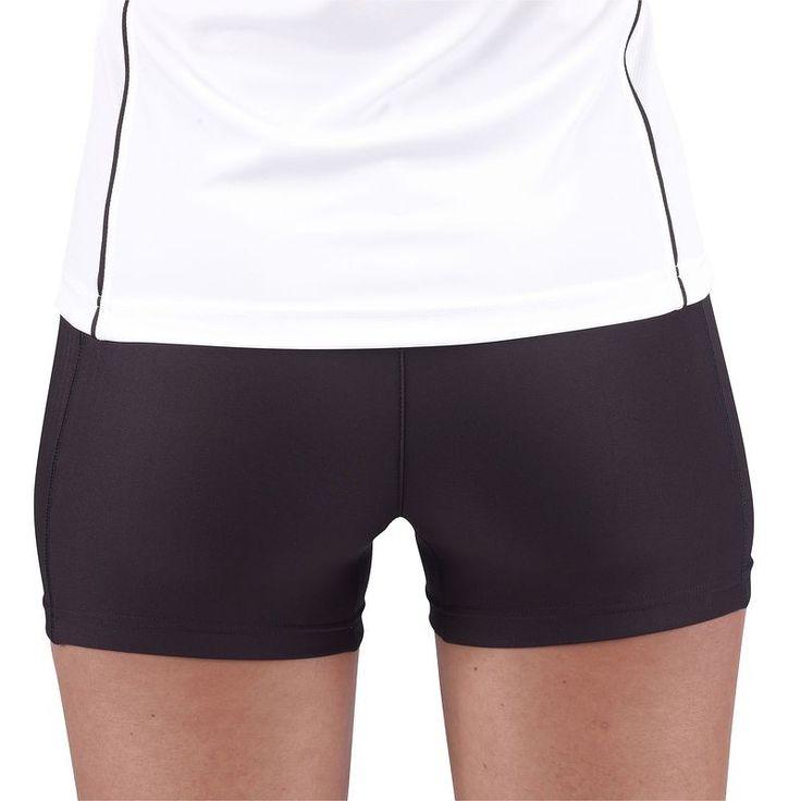 SPORTS CO Volley Vêtements - League femme noir ASICS - Les bas