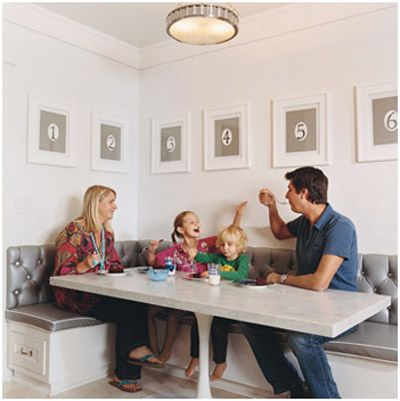 16 best images about Dining booth on Pinterest Tulip table
