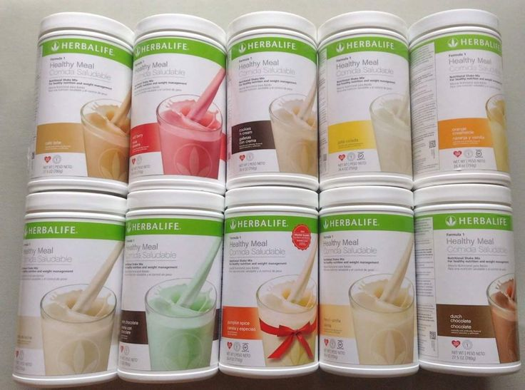 The struggle is REAL! Which Herbalife Formula 1 meal replacement flavor to have. So many choices.