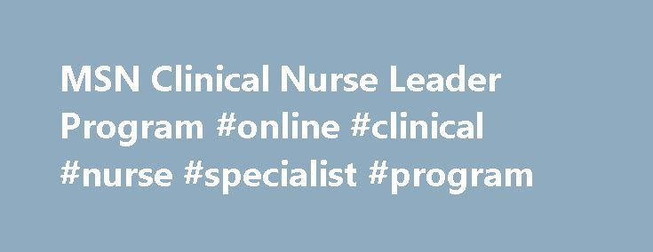 Best 20+ Clinical nurse specialist ideas on Pinterest
