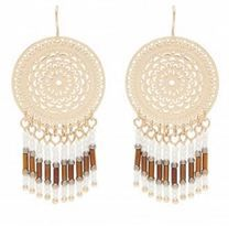 Fashion - Forever New - Mandala Earrings