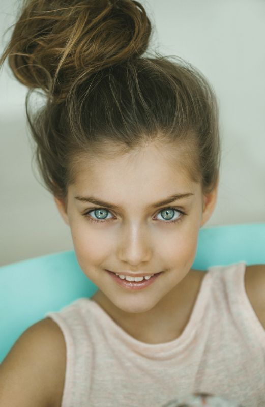 11 Year Old Evelyn Specialties Great Emotions And