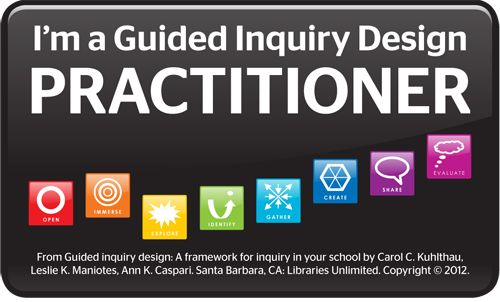 Guided Inquiry Design Practitioner - Embed this image on your website!