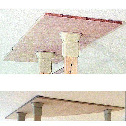 """KletterDschungel Holz """"Sprossenwandset""""- Klettergerüst im Raum verspannbar - Bild 6"""