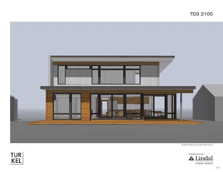 42 best turkel homes images on pinterest lindal cedar for Lindal cedar home plans
