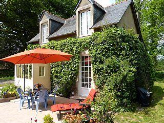 Gîte Finistère  3 épis ,  en pleine  nature,  internet, idéal pour rayonner   Location de vacances à partir de St Goazec @homeaway! #vacation #rental #travel #homeaway