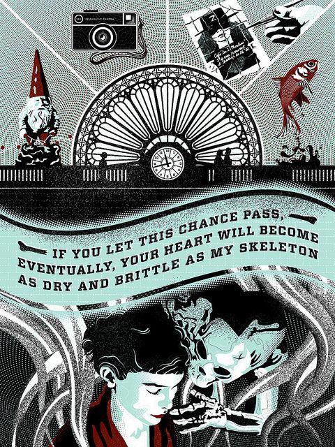 "Derek Ballard - ""Amélie Poulain: You Don't Have Bones of Glass"""