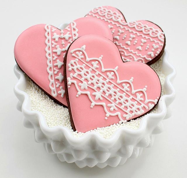 Valentine Lace