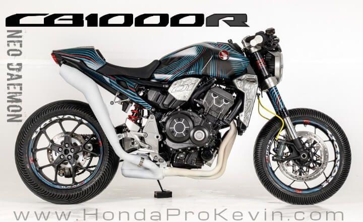 Pin On Custom Honda Cb1000r Neo Daemon Neo Sports Café Motorcycle Naked Cbr Sport Bike Hpk Feature Www Hondaprokevin Com