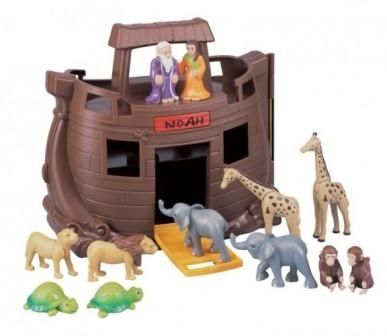 Детские игрушки в магазине Головастик - Ноев Ковчег 25195 Redbox