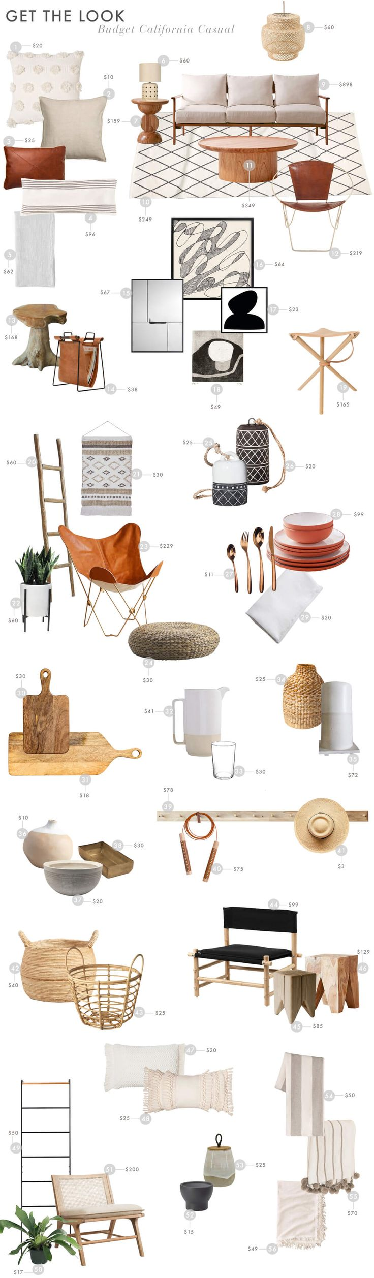 Emily-Henderson_Hipster-Minimal_Neutral_Blonde-Woods_Cream_Black_Brass_Copper_Budget_Get-the-Look1