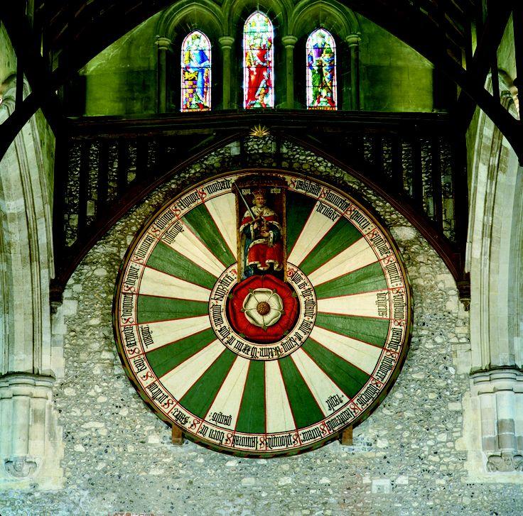 King Arthur 39 S Round Table Winchester Arthur Pinterest