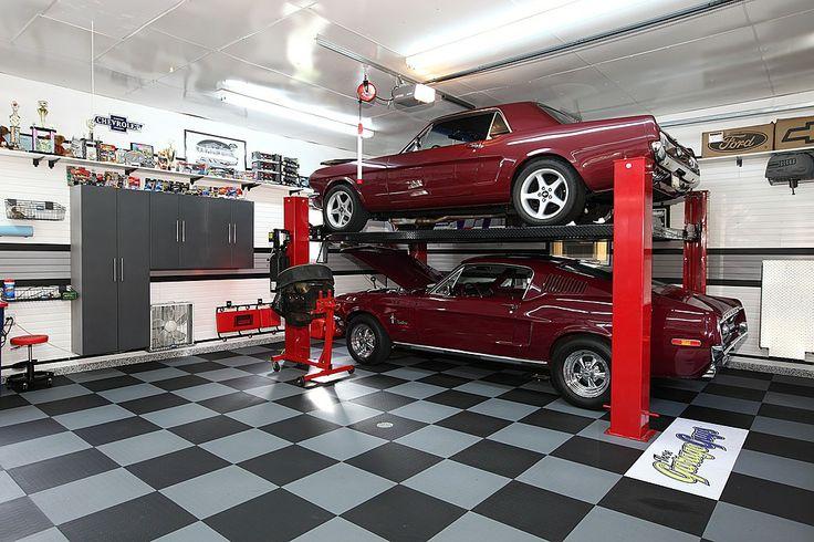 Garage Design With Car Lift: Check Out Www.paulmirador.com