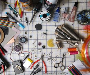 How-To videos for eTextiles,  soft circuits and wearable computing