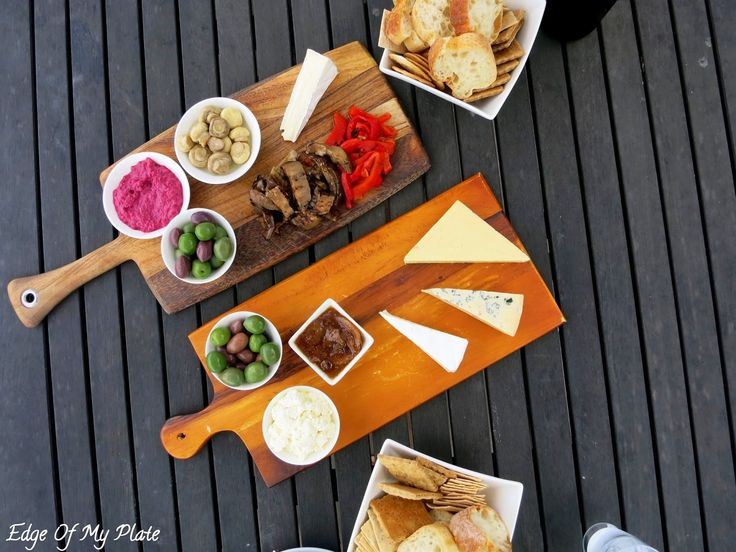 Edge Of My Plate: Lunch and Wine in the Sun at Sticks Winery